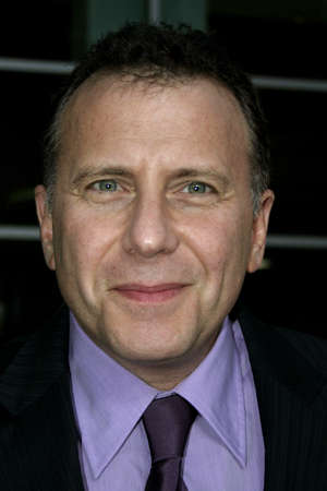 Paul Reiser at the Los Angeles premiere of The Thing About My Folks held at the Arclight in Hollywood, USA on September 7, 2005.