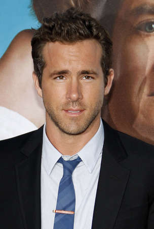 reynolds: Ryan Reynolds at the Los Angeles premiere of The Change-Up held at the Regency Village Theatre in Westwood on August 1, 2011. Editorial