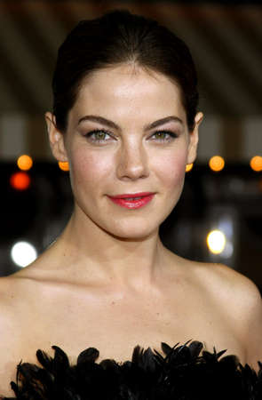 heartbreak: Michelle Monaghan at the Los Angeles premiere of 'The Heartbreak Kid' held at the Mann Village Theater in Westwood, USA on September 27, 2007.