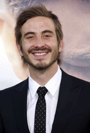diviner: Ryan Corr at the Los Angeles premiere of The Water Diviner held at the TCL Chinese Theatre IMAX in Hollywood, USA on April 16, 2015. Editorial