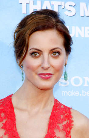 Eva Amurri Martino at the Los Angeles premiere of Thats My Boy held at the Westwood Village Theater in Los Angeles, USA on June 4, 2012. Editorial