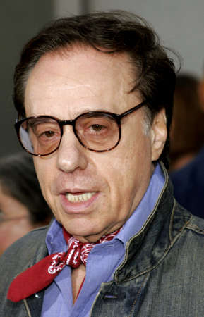 bourne: Peter Bogdanovich at the Los Angeles premiere of The Bourne Ultimatum held at the ArcLight Cinemas in Hollywood, USA on July 25, 2007. Editorial