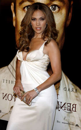 jennifer: Jennifer Lopez at the Los Angeles premiere of The Curious Case Of Benjamin Button held at the Manns Village Theater  in Westwood on December 8, 2008. Editorial