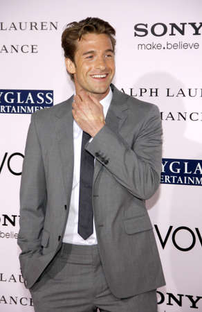 vow: Scott Speedman at the Los Angeles premiere of The Vow held at the Graumans Chinese Theatre in Hollywood on February 6, 2012.