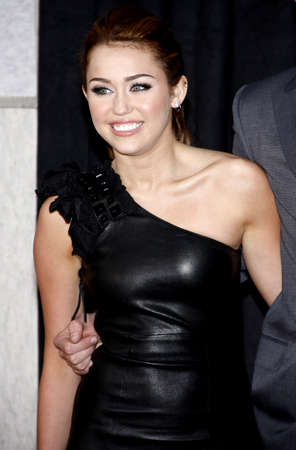 cyrus: Miley Cyrus at the Los Angeles premiere of The Last Song held at the ArcLight Cinemas in Hollywood, USA on March 25, 2010.