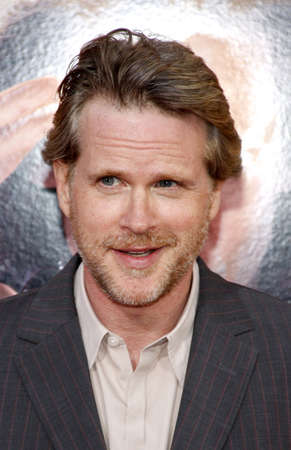 cary: Cary Elwes at the Los Angeles premiere of The Incredible Burt Wonderstone held at the TCL Chinese Theater in Los Angeles, United States, 110313. Editorial