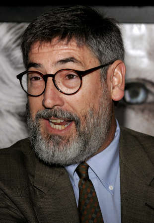 John Landis at the Los Angeles premiere of The Queen held at the Academy of Motion Picture Arts and Sciences in Beverly Hills, USA on October 3, 2006.