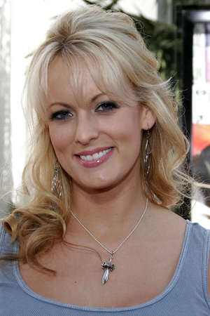 Stormy Daniels at the Los Angeles premiere of The Fast and the Furious: Tokyo Drift held at the Universal Studios in Hollywood, USA on June 4, 2006. Editorial