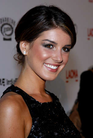 LOS ANGELES, CA - SEPTEMBER 08, 2009: Shenae Grimes at the Los Angeles premiere of The September Issue held at the LACMA in Los Angeles, USA on September 8, 2009. Editorial