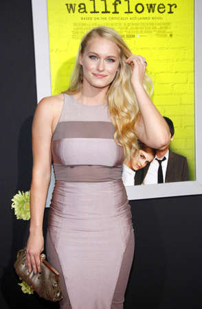 wallflower: Leven Rambin at the Los Angeles premiere of The Perks Of Being A Wallflower held at the ArcLight Cinemas in Hollywood on September 10, 2012. Editorial