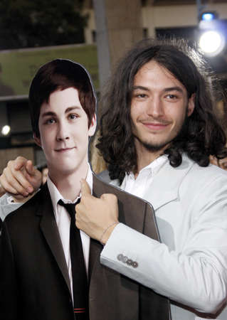 perks: Ezra Miller at the Los Angeles premiere of The Perks Of Being A Wallflower held at the ArcLight Cinemas in Hollywood on September 10, 2012.