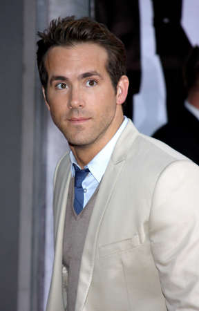 reynolds: Ryan Reynolds at the Los Angeles premiere of The Proposal held at the El Capitan Theatre in Hollywood on June 1, 2009.