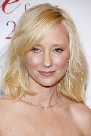 Anne Heche at the The Jonsson Cancer Center Foundations 17th Annual Taste For A Cure Gala held at the Beverly Wilshire Four Seasons Hotel in Beverly Hills on April 20, 2012.