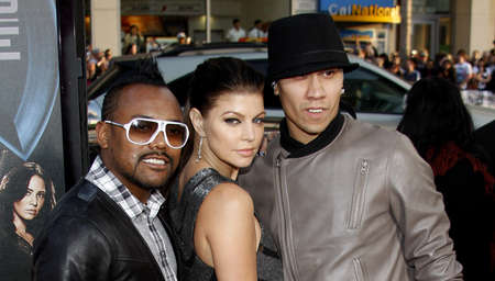 origins: apl.de.ap, Fergie and Taboo at the Los Angeles premiere of X-Men Origins: Wolverine held at the Graumans Chinese Theatre in Hollywood on April 28, 2009.