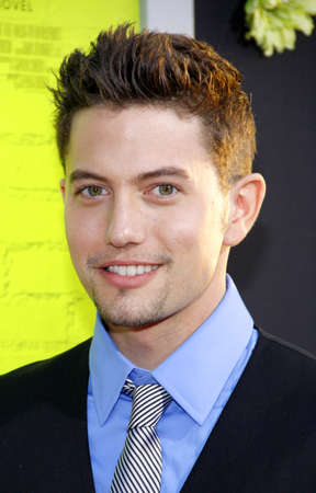 wallflower: Jackson Rathbone at the Los Angeles premiere of The Perks Of Being A Wallflower held at the ArcLight Cinemas in Hollywood on September 10, 2012.