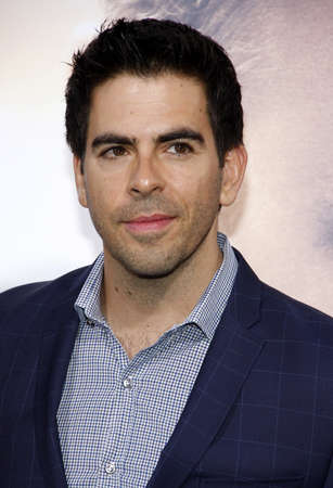 roth: Eli Roth at the Los Angeles premiere of The Water Diviner held at the TCL Chinese Theatre IMAX in Hollywood, USA on April 16, 2015.