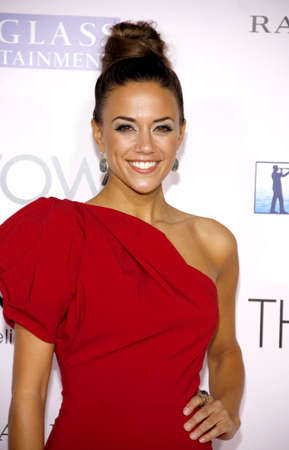 vow: Jana Kramer at the Los Angeles premiere of The Vow held at the Graumans Chinese Theatre in Hollywood, USA on February 6, 2012. Editorial