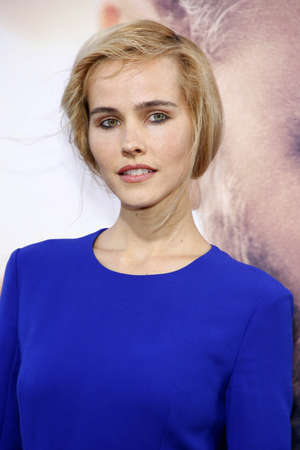 diviner: Isabel Lucas at the Los Angeles premiere of The Water Diviner held at the TCL Chinese Theatre IMAX in Hollywood, USA on April 16, 2015.