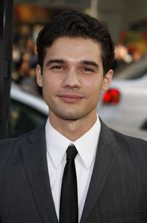 origins: Steven Strait at the Los Angeles premiere of X-Men Origins: Wolverine held at the Graumans Chinese Theatre in Hollywood, USA on April 28, 2009.