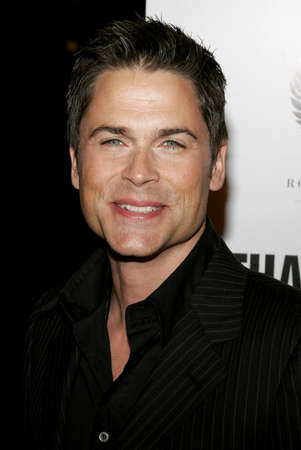 rob: Rob Lowe at the Los Angeles premiere of Thank You For Smoking held at the Directors Guild of America in Hollywood, USA on March 16, 2006. Editorial