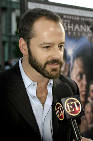 bellows: BEVERLY HILLS, CA - SEPTEMBER 23, 2004: Gil Bellows at the 10th Anniversary Screening of The Shawshank Redemption held at the AMPAS in Beverly Hills, USA on September 23, 2004.