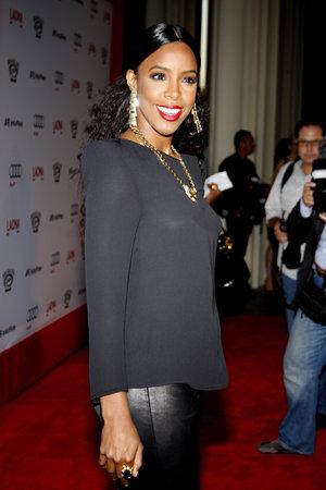 LOS ANGELES, CA - SEPTEMBER 08, 2009: Kelly Rowland at the Los Angeles premiere of The September Issue held at the LACMA in Los Angeles, USA on September 8, 2009. Editorial