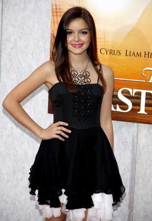 ariel: Ariel Winter at the Los Angeles premiere of The Last Song held at the ArcLight Cinemas in Hollywood, USA on March 25, 2010.