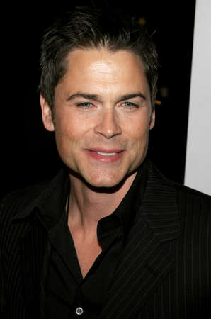 rob: Rob Lowe at the Los Angeles premiere of Thank You For Smoking held at the Directors Guild of America in Hollywood on March 16, 2006.