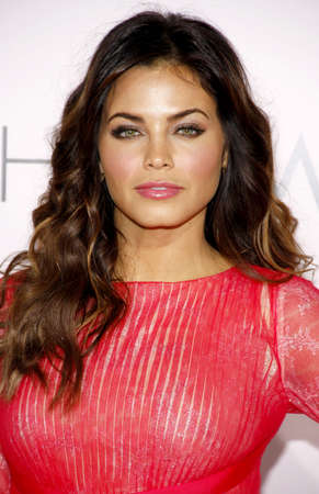 vow: Jenna Dewan at the Los Angeles premiere of The Vow held at the Graumans Chinese Theatre in Hollywood on February 6, 2012. Editorial