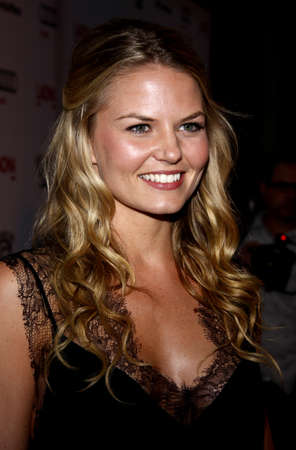 morrison: LOS ANGELES, CA - SEPTEMBER 08, 2009: Jennifer Morrison at the Los Angeles premiere of The September Issue held at the LACMA in Los Angeles, USA on September 8, 2009.