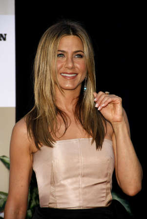Jennifer Aniston at the Los Angeles premiere of The Switch held at the at the Cinerama Dome in Hollywood, USA on August 16, 2010. Publikacyjne