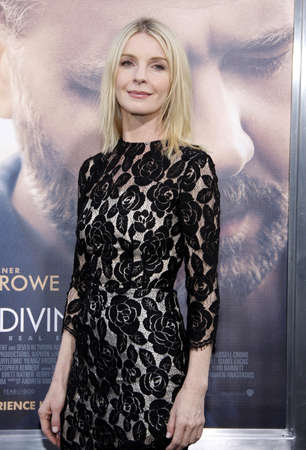 diviner: Jacqueline McKenzie at the Los Angeles premiere of The Water Diviner held at the TCL Chinese Theatre IMAX in Hollywood, USA on April 16, 2015. Editorial
