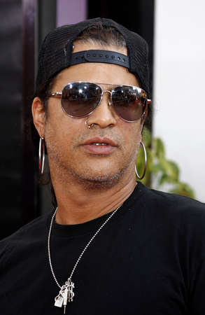 gibson: Slash at the Los Angeles premiere of The Mummy: Tomb Of The Dragon Emperor held at the Gibson Amphitheatre in Universal City on July 27, 2008.