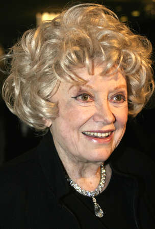 Phyllis Diller at the A Place Called Home 11th Annual Gala for the Children held at the Beverly Hilton Hotel in Beverly Hills, USA on October 28, 2004.