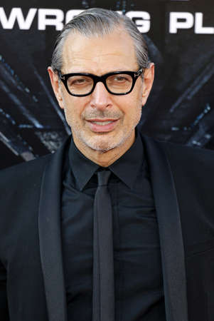 resurgence: Jeff Goldblum at the Los Angeles premiere of Independence Day: Resurgence held at the TCL Chinese Theatre in Hollywood, USA on June 20, 2016.