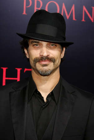 Johnathon Schaech at the World premiere of