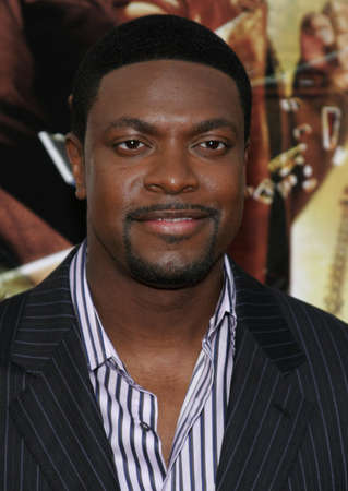 Chris Tucker at the Los Angeles premiere of Rush Hour 3 held at the Graumans Chinese Theater in Hollywood, California, United States on July 30, 2007.