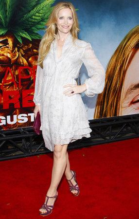 """Leslie Mann an der Los Angeles-Premiere von """"Ananas-Eil"""" gehalten am Mann-Dorf-Theater in Los Angeles, USA am 31. Juli 2008. Standard-Bild - 84692764"""
