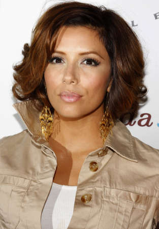 Eva Longoria at the Whaleman Foundation Benefit held at the Beso in Hollywood, California, United States on August 10, 2008.