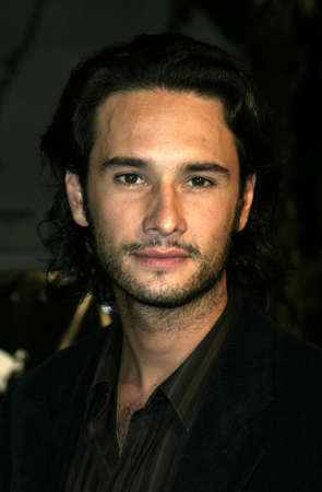 underworld: Rodrigo Santoro at the World Premiere of Underworld: Rise of the Lycans held at the ArcLight Cinemas in Hollywood, USA on January 22, 2009.