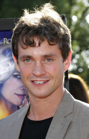 hugh: Hugh Dancy at the Los Angeles Premiere of Stardust held at the Paramount Pictures Studios in Hollywood, USA on July 29, 2007. Editorial