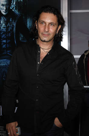 underworld: Patrick Tatopoulos at the World Premiere of Underworld: Rise of the Lycans held at the ArcLight Cinemas in Hollywood, USA on January 22, 2009. Editorial
