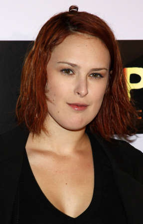 willis: Rumer Willis at the Los Angeles Premiere of Push held at the Mann Village Theater in Westwood, USA on January 29, 2009.