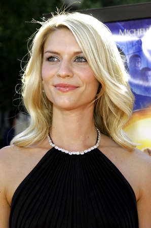 Claire Danes at the Los Angeles Premiere of Stardust held at the Paramount Pictures Studios in Hollywood, USA on July 29, 2007. Editorial
