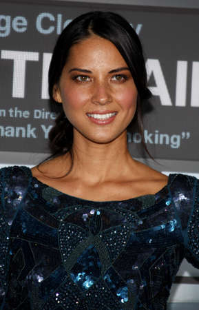 mann: Olivia Munn at the Los Angeles Premiere of Up In The Air held at the Mann Village Theater in Westwood, USA on November 30, 2009.