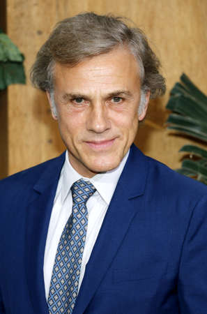 tarzan: Christoph Waltz at the Los Angeles premiere of The Legend Of Tarzan held at the Dolby Theatre in Hollywood, USA on June 27, 2016.