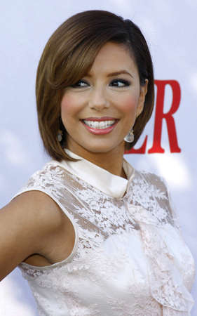 Eva Longoria at the 2008 ALMA Awards Nominees Announcement held at the Wisteria Lane, Universal Studios, in Hollywood, California, United States on July 21, 2008.
