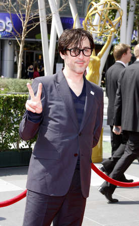 Alan Cumming at the 2008 Creative Arts EMMY Awards held at the Nokia Theater in Los Angeles, USA on September 13, 2008.