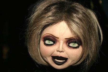 chucky: Tiffany at the Los Angeles screening of Seed of Chucky held at the Grove in Los Angeles, USA on November 10, 2004.