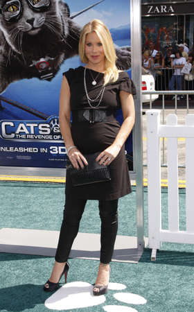 revenge: Christina Applegate at the Los Angeles premiere of Cats & Dogs: The Revenge Of Kitty Galore held at the Graumans Chinese Theater in Hollywood, USA on July 25, 2010.